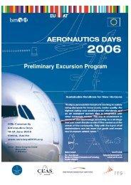 Excursion Programme - Aeronautics Days 2006