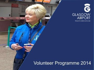 External Advert - Volunteer Program