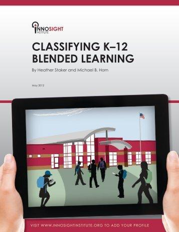 Classifying-K-12-blended-learning