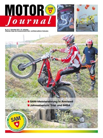 Motor Journal Nr. 12 / 2011 hier herunterladen (PDF - SAM