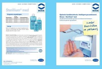 Sterillium® med - Hartmann