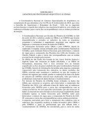 Comunicado 5 - Crea-RJ