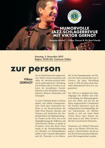 Viktor Gernot - Bésame mucho (pdf, 3239 KB)