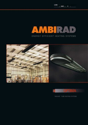 ENERGY EFFICIENT HEATING SYSTEMS - Ambirad