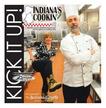 Indiana's Cookin' - 3/26/12 - Indiana Gazette