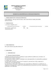 Claritromicina 250 Mg 5 Ml Polvo Para Suspension