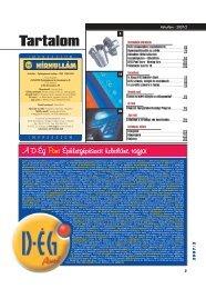 D-ÉG Hírhullám 2007. április-május letöltése PDF formátumban.
