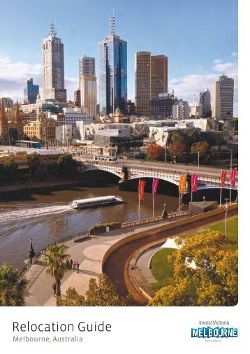 Relocation Guide - Invest Victoria