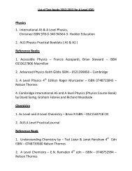 Physics 1. International AS & A Level Physics, Chrismee ISBN 978-0 ...