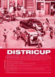 Plakette DISTRICUP - Haussmann Patrimoine