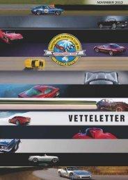 Vetteletter Nov 2012.pdf - qld corvette club inc