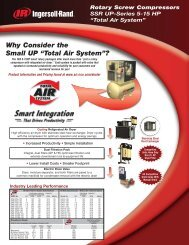 """Why Consider The Small UP """"Total Air System""""? - NY Tech Supply"""