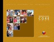 Memoria CORE 2005.pdf - Gobierno Regional de Antofagasta