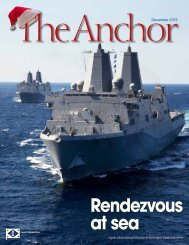 December 2012 - Ingalls Shipbuilding - Huntington Ingalls Industries