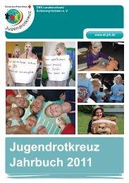 Jugendrotkreuz Jahrbuch 2011 - Deutsches Rotes Kreuz