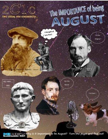 August 2012.3 newsletter - MINET Fiber