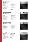 OVENS SLIMLINE COLLECTION - Baumatic - Page 2