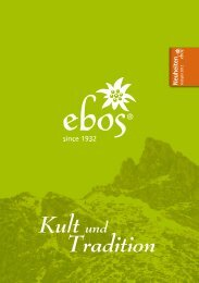 Kult und - Ebos - Ebos Reminders