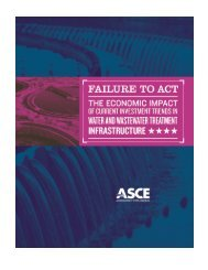 Failure to Act: the Economic Impact of Current Investment Trends in