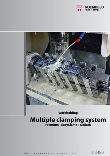 Multiple clamping system - Hilma-Römheld GmbH