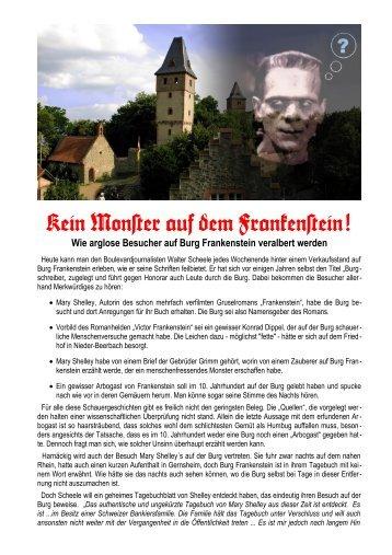 Kein Monster auf dem Frankenstein - Geschichtsverein Eberstadt ...
