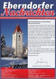 Eberndorfer Nachrichten - 3DAK - SPÖ