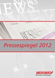 pressespiegel 2012.indd - Mesonic