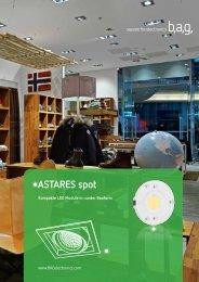ASTARES spot Kompakte LED-Module in runder ... - BAG electronics