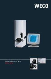 Optical Machinery by WECO Verifier Turbo