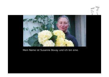Mein Name ist Susanne Bovay und ich bin eine. - Event ...