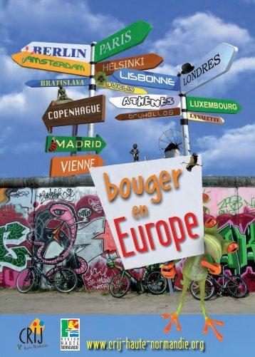 Bouger-en-europe