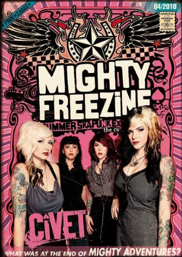 4/2010 - Mighty Sounds