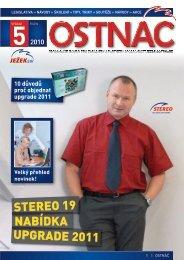 Noviny Ostnáč 5/2010 - Ježek software
