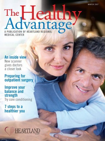 An inside view Preparing for outpatient surgery Improve your ...