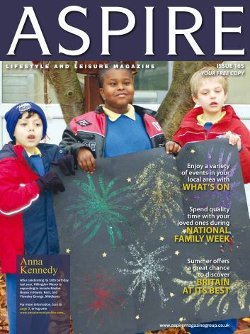 Contents - Aspire Magazine