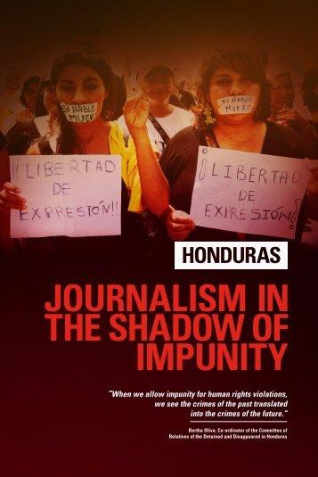 PEN Honduras Report 2014_FINAL