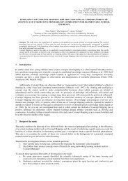 efficiency of concept mapping for the conceptual understanding of ...