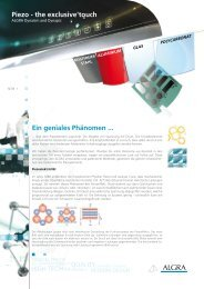 Piezotechnik - Algra