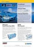 SF news 2_05.indd - VARTA Automotive PartnerNet - Page 2