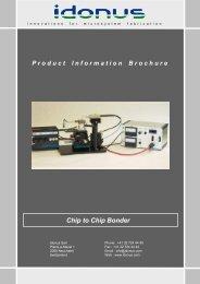 Chip to Chip Bonder - CMI