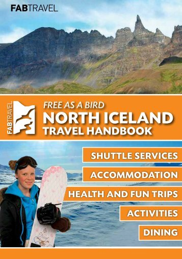 NORTH ICELAND - Fabtravel bus tours - Day tours Iceland