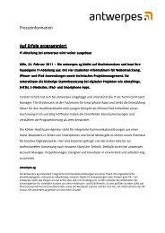 Presseinformation Auf Erfolg programmiert Auf ... - DocCheck AG