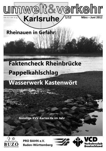 Faktencheck Rheinbrücke Pappelkahlschlag ... - Heiko Jacobs