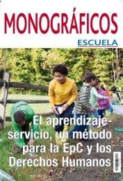 monografic Revista Escuela 2013