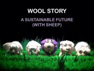 Wool Story - A Sustainable Future (With Sheep) - Carpet Recycling UK