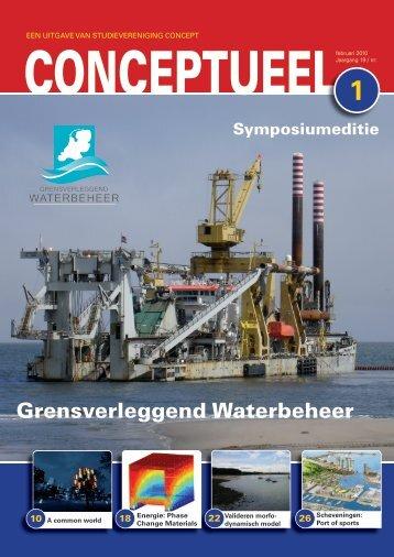 Jaargang 19 editie 1 - Studievereniging ConcepT - Universiteit Twente