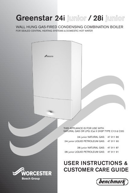 user manual for i junior manufactured march 2005