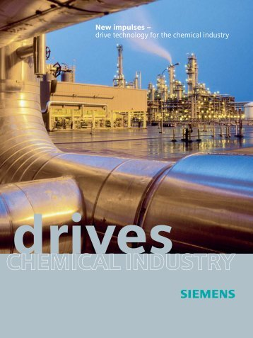 CHEMICAL INDUSTRY - Siemens Industry, Inc.