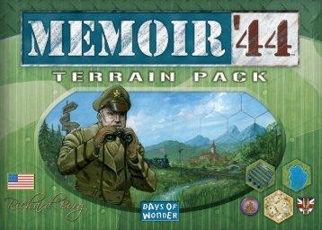 Terrain Pack - Days of Wonder