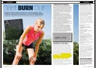 achieVe a goal - Sarah's Runners